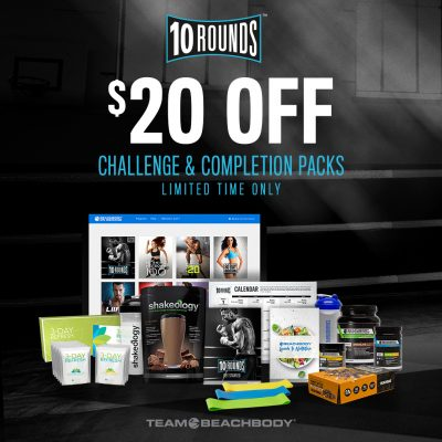 10 Rounds Challenge Pack