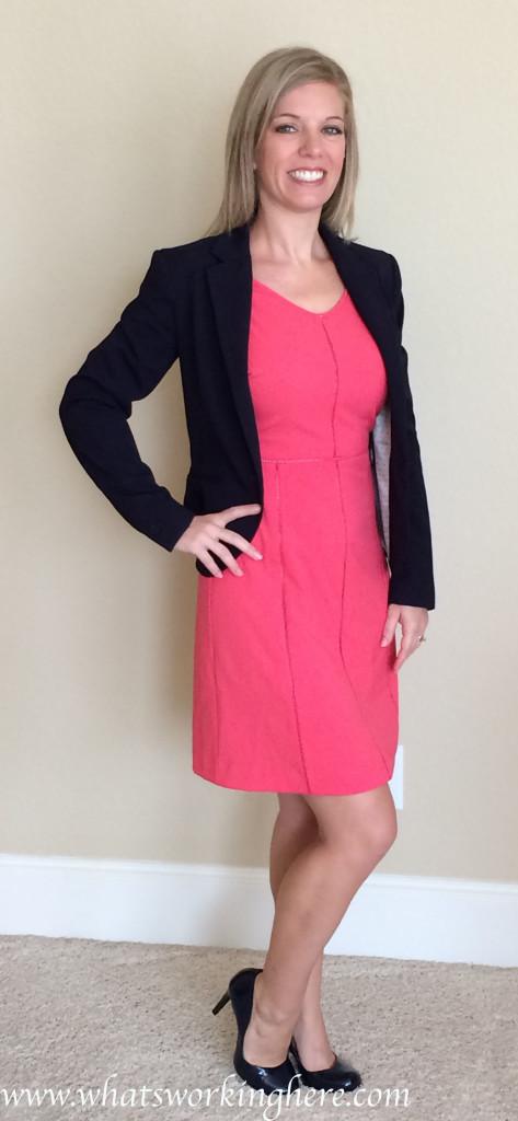 Stitch Fix Dress with Jacket