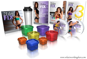 21 Day Fix- What You Get