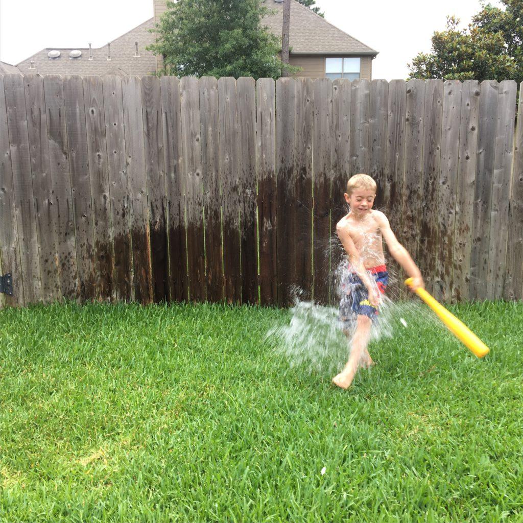 Summer Fun Activities - Water Balloons