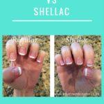 Regular Nail Polish vs. Shellac