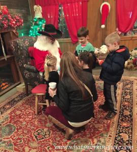 Santa's Wonderland- Texas Santa