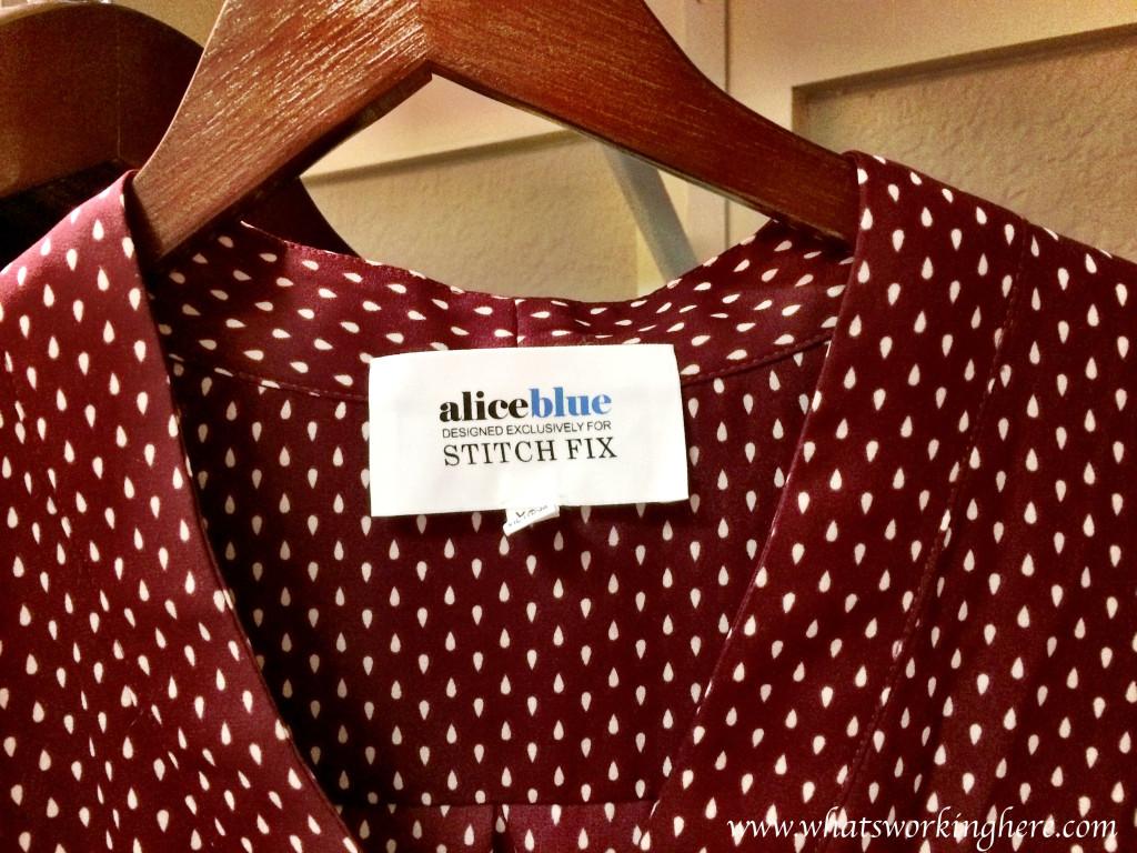 alice blue exclusive