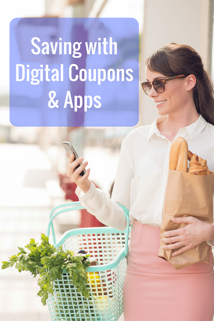 Modern Day Saving with Digital Coupons and Apps