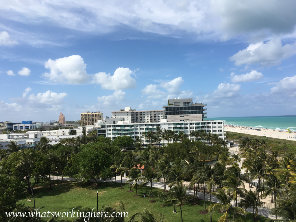 Stanton South Beach -room view 2