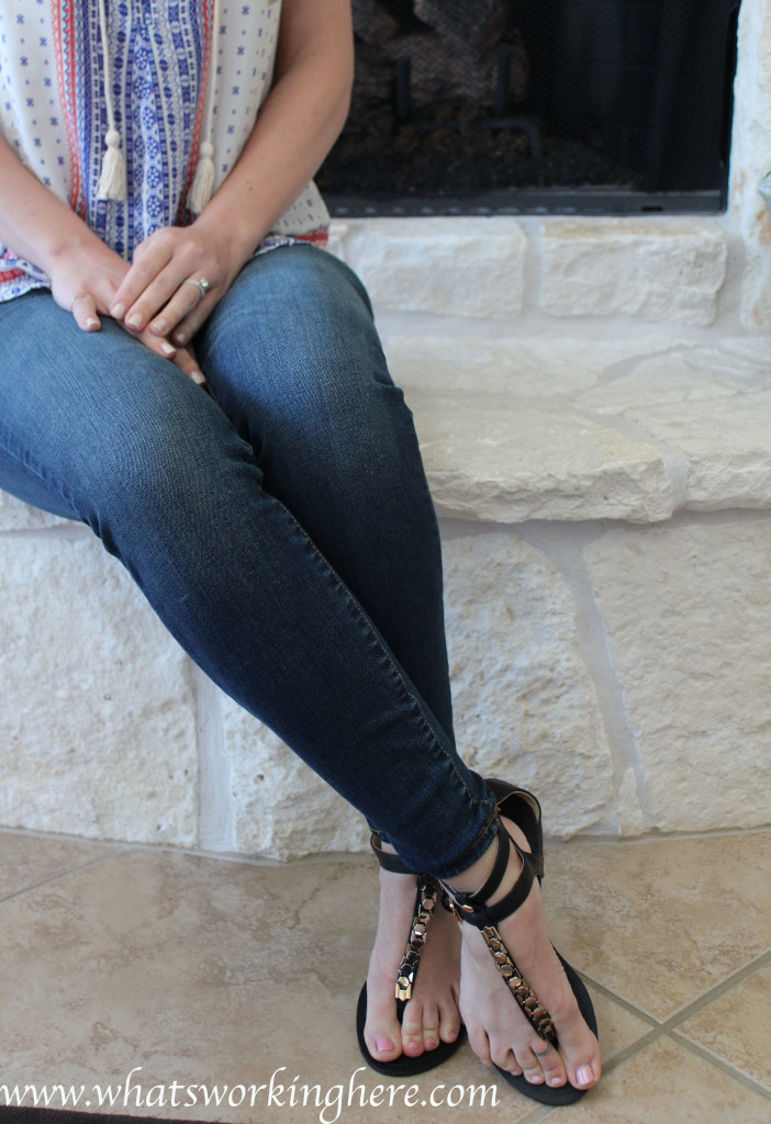 Diba-layna sandals