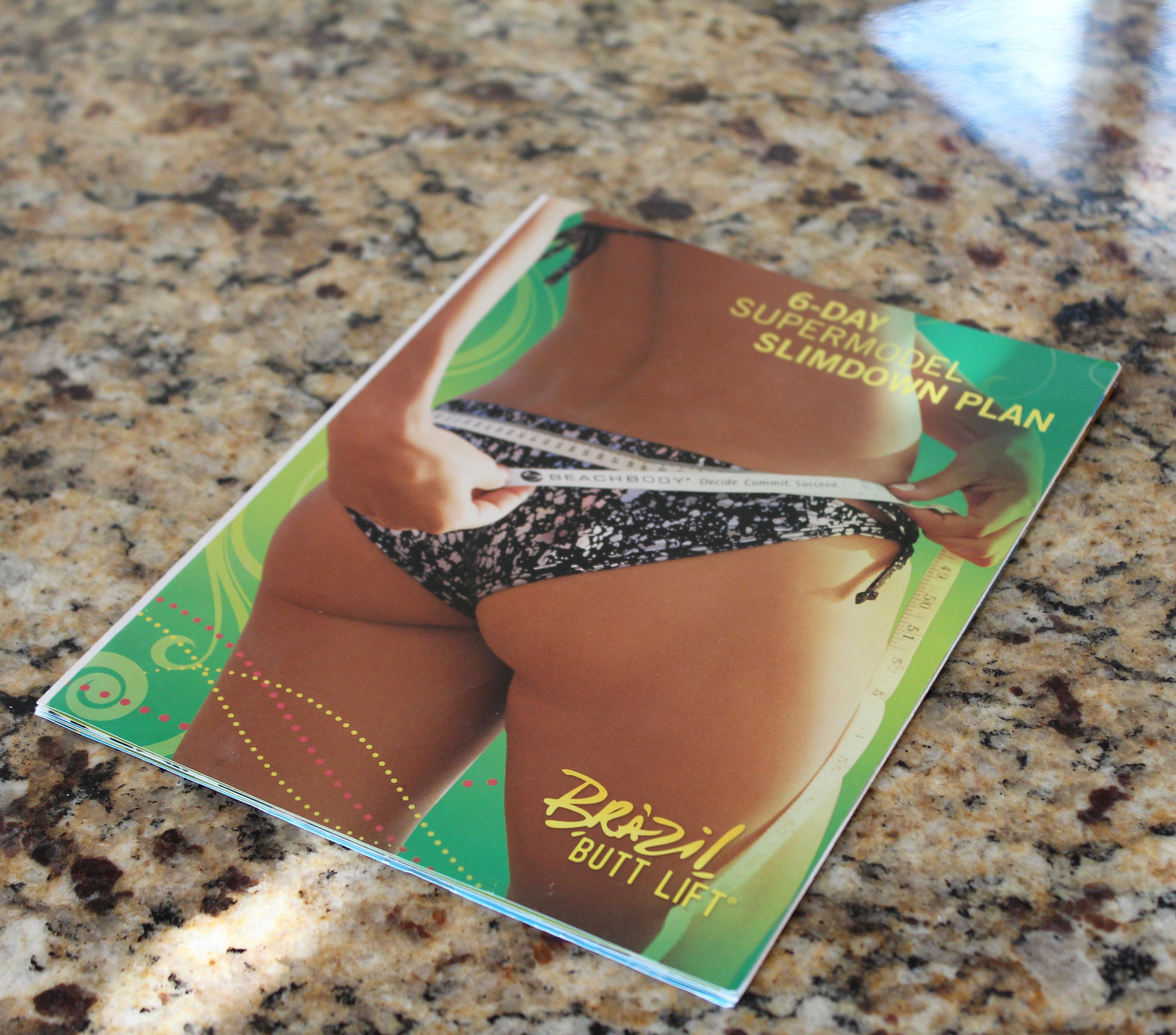 Brazil Butt Lift -6 day slim down
