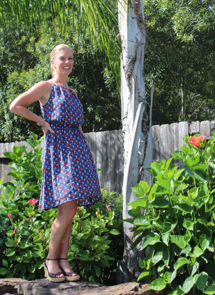 41Hawthorn Tammi Printed Dress