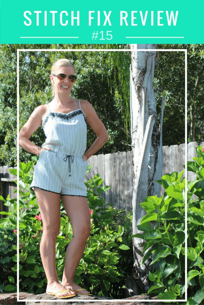 Stitch Fix Summer Rompers & Dresses