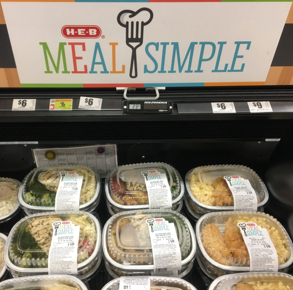 A Radically Easier Way To Purchase Home Services: Quick & Easy Healthy Meals From HEB Meal Simple
