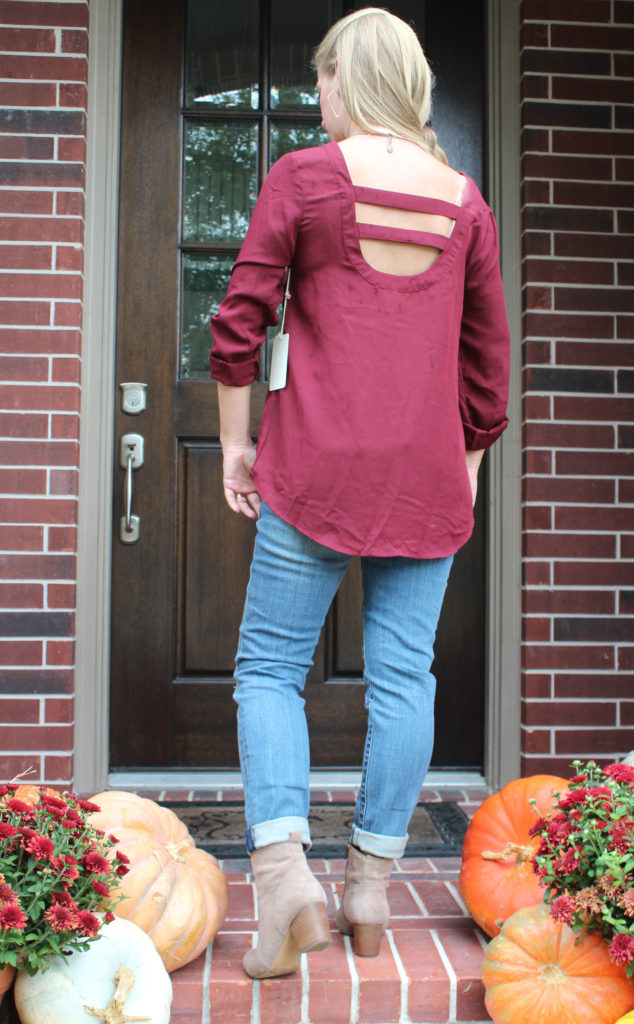 October Stitch Fix Review A Fall Fix What S Working Here