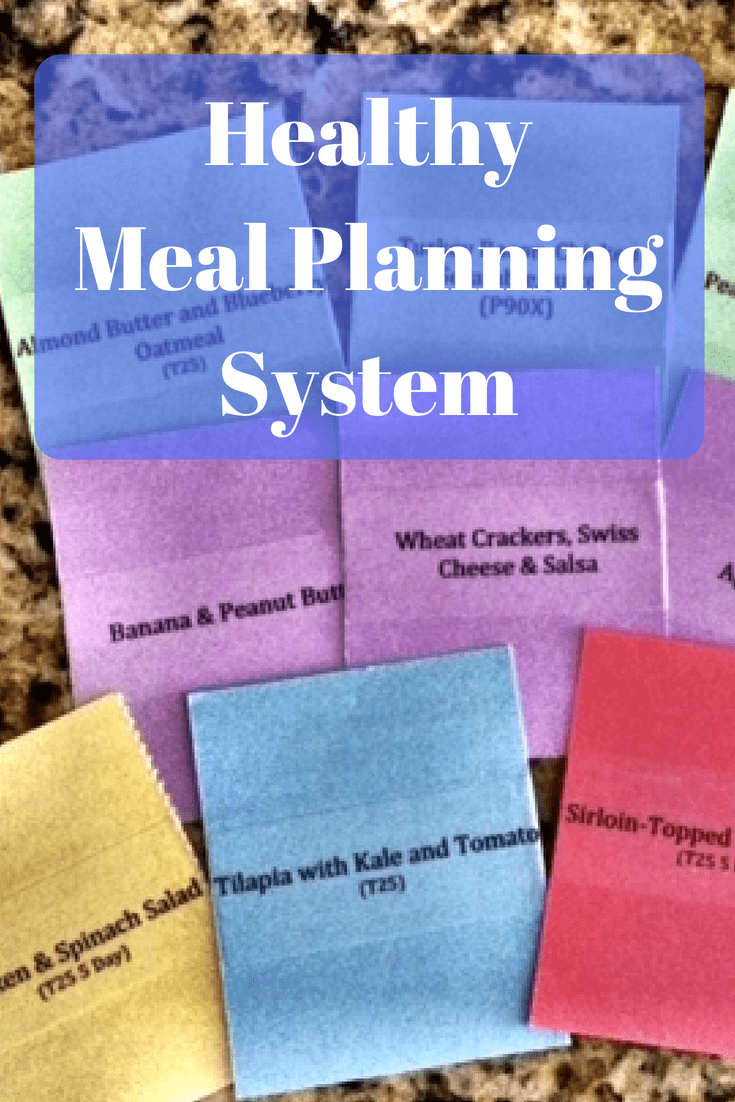 Healthy Meal Planning System
