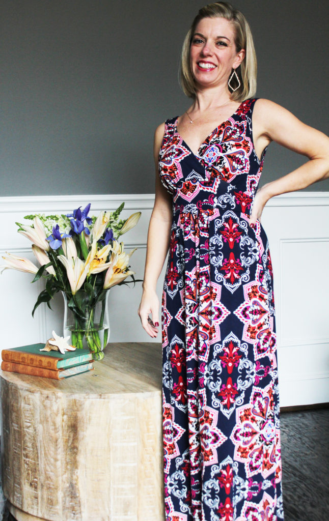 Stitch Fix - Loveappella Maxi Dress