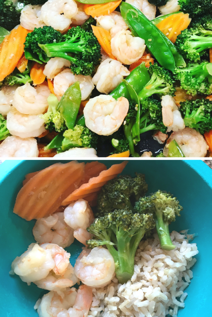 Shrimp Stir Fry - How To Get Kids To Eat Healthy