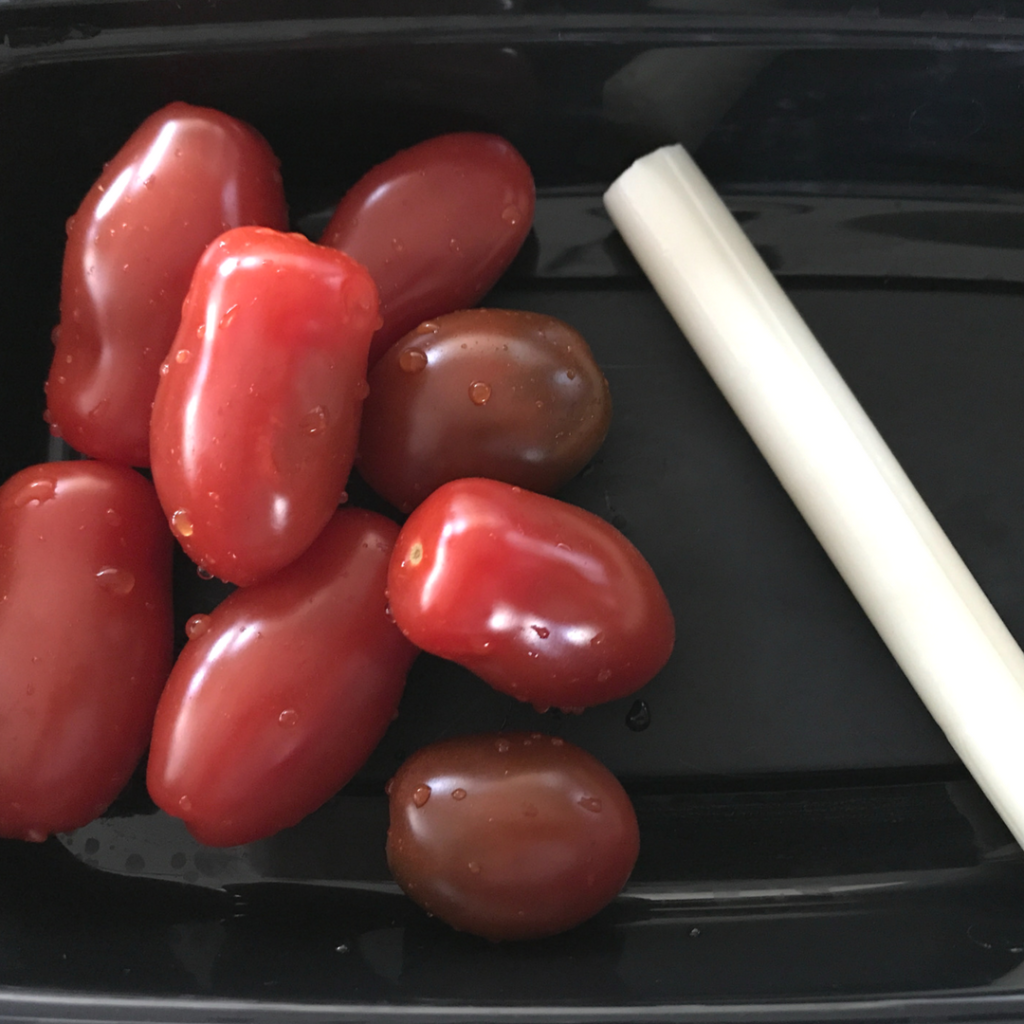 80 Day Obsession Plan A Meal 2 Recipes- Tomatoes & String Cheese