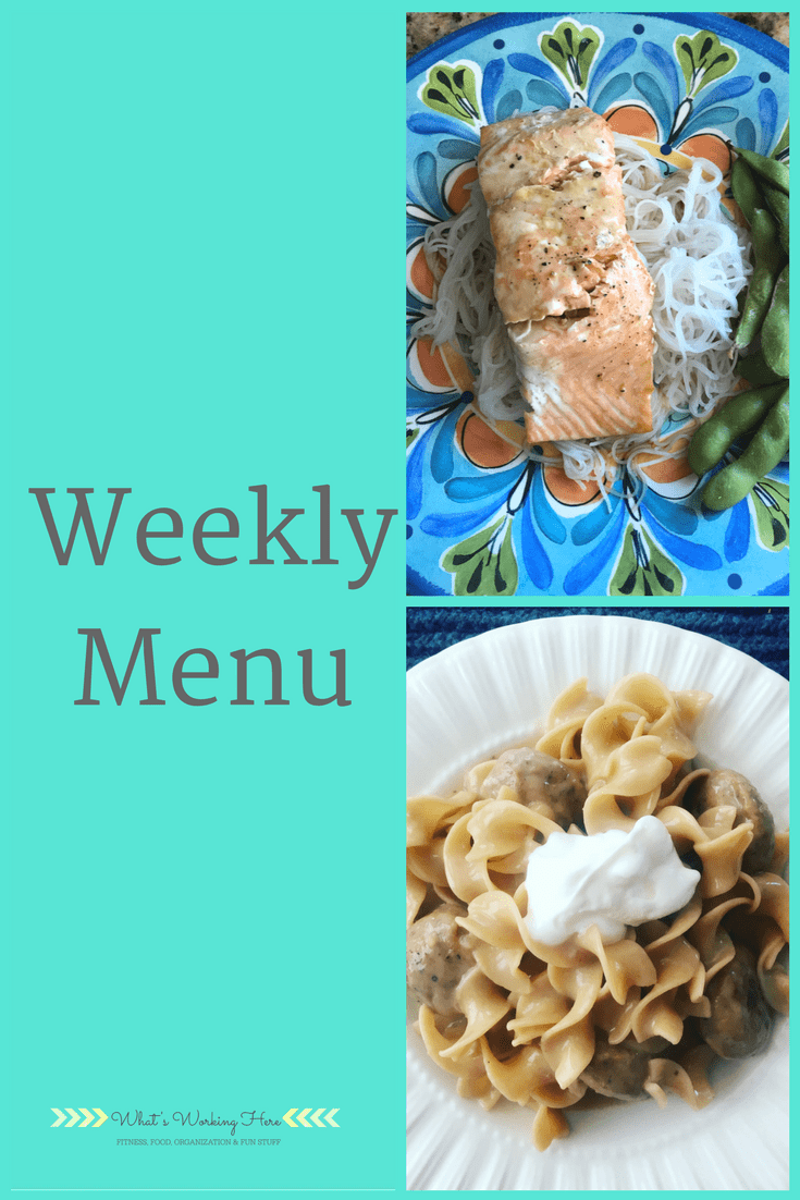 April 15th Weekly Menu - After 80 Day Obsession