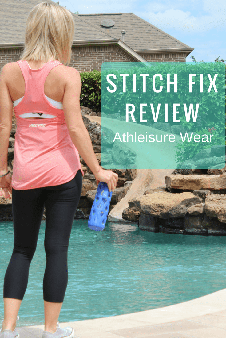 Stitch Fix Athleisure Wear