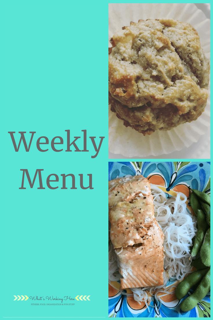 July 15th Weekly Menu - Liift4 meal plan