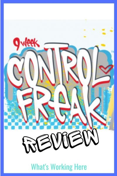 9 Week Control Freak fitness program Review