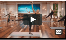 Barre Blend sample workout