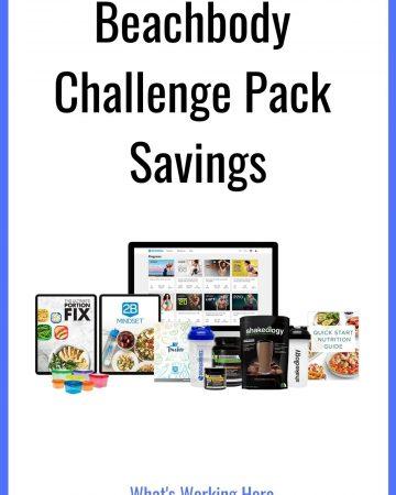 Beachbody-Challenge-Pack-Savings