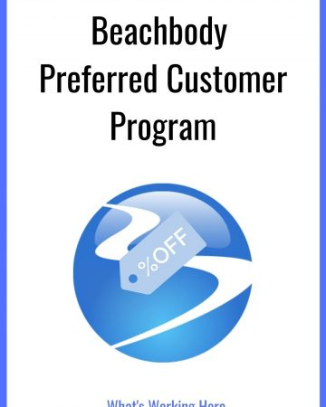 Beachbody Preferred Customer Program