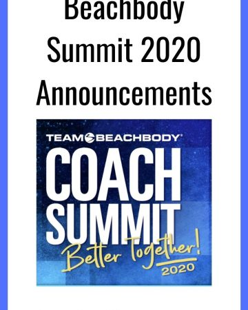 Beachbody Summit 2020 Announcements
