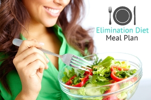 Elimination Diet Meal Plan - salad