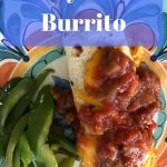 Easy Beef Burrito Recipe
