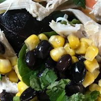Easy Healthy Southwest Chicken Salad