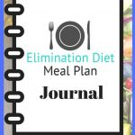 Elimination Diet Meal Plan Journal