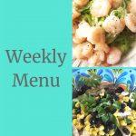 Bikini Ready Meal Plan - Weekly Menu 2/24/19