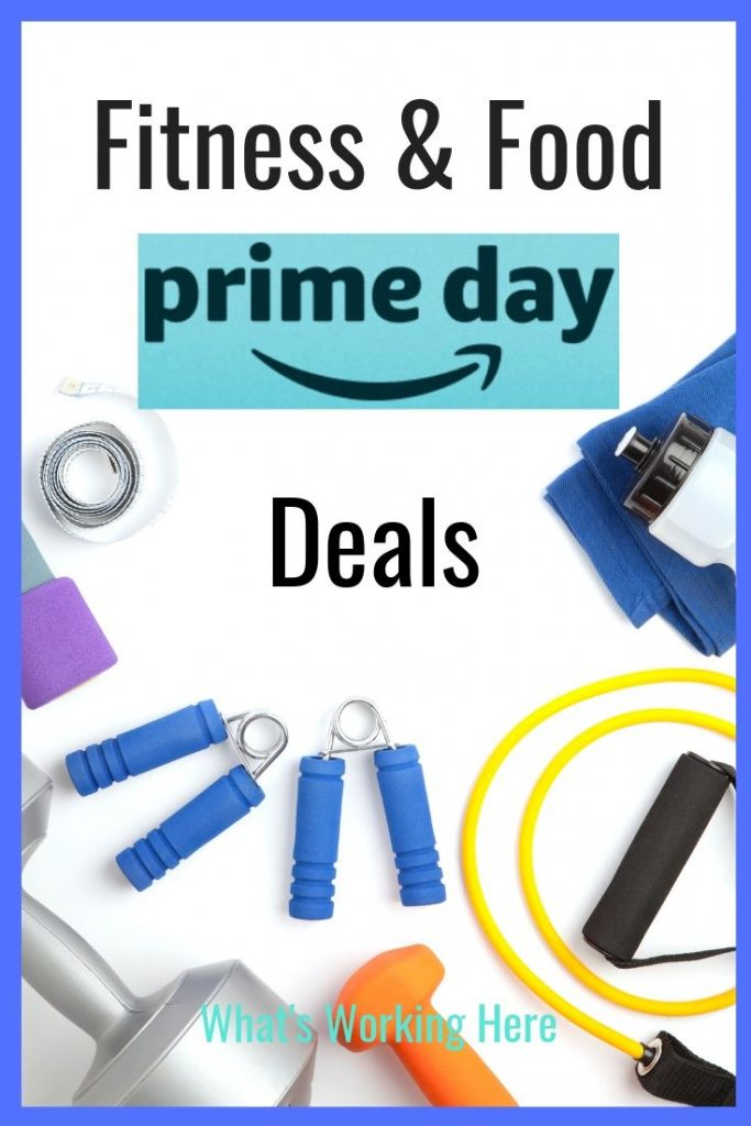 Fitness & Food Prime Day Deals