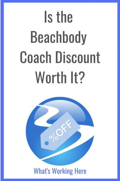 Is The Beachbody Coach Discount Worth It