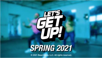 Let's Get up Promo video