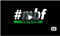 #mbf muscle burns fat workout program video