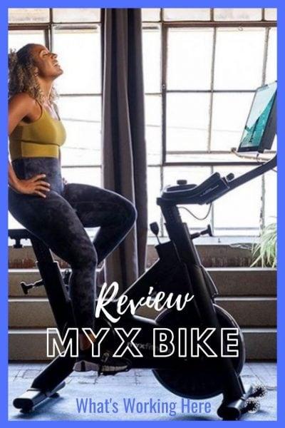 myx bike review woman on myx bike