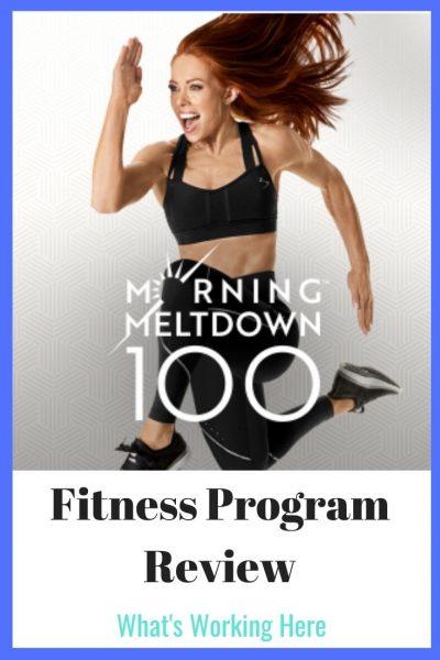 Morning Meltdown 100 Fitness Program Review
