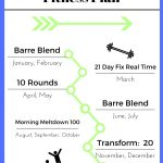 At Home Fitness Plan 2020