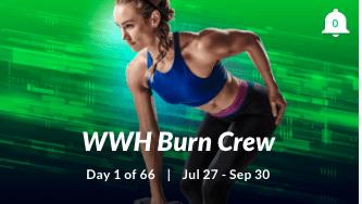 WWH Burn Crew Challenge Group