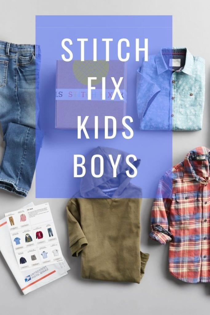 Stitch Fix Kids Boys- jeans, tops, sweatshirts, jackets