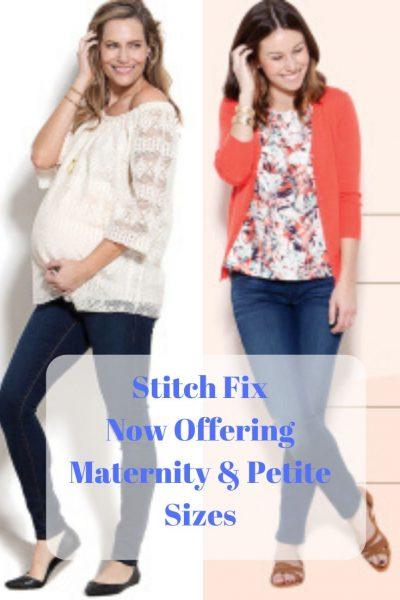 Stitch Fix Maternity & Petites