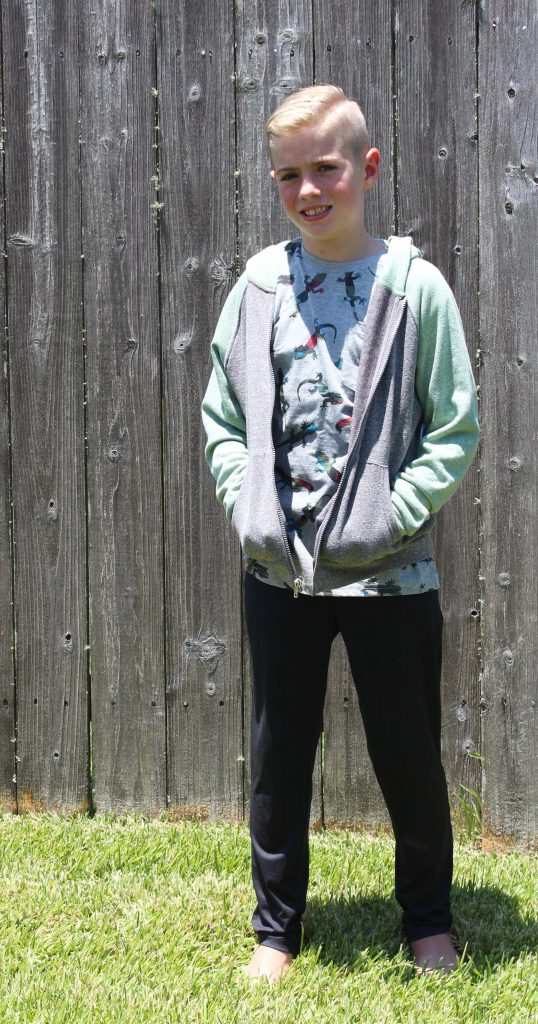 Threads 4 Thought Zip Up Hoodie Rumi+Ryder Tee & Track Pant