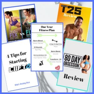 What's Working Here Top Fitness Posts