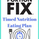 Ultimate Portion Fix- Timed Nutrition