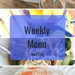 Weekly Menu 4/12/20- Easter Menu