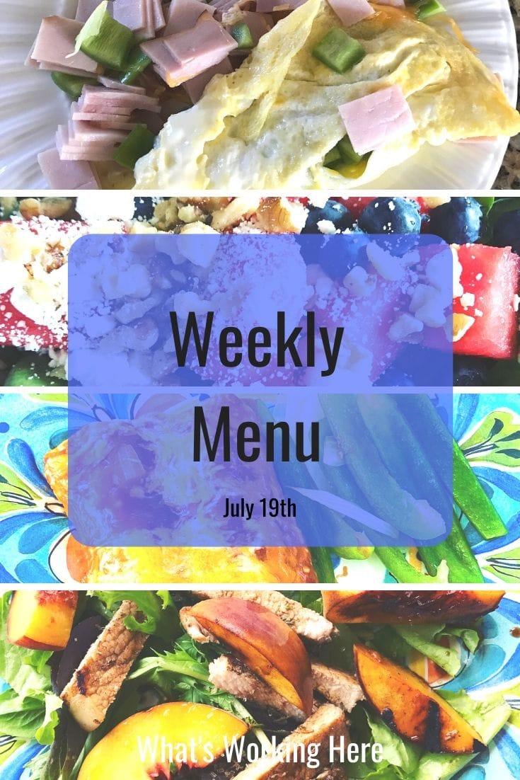 Weekly menu 7_19_20