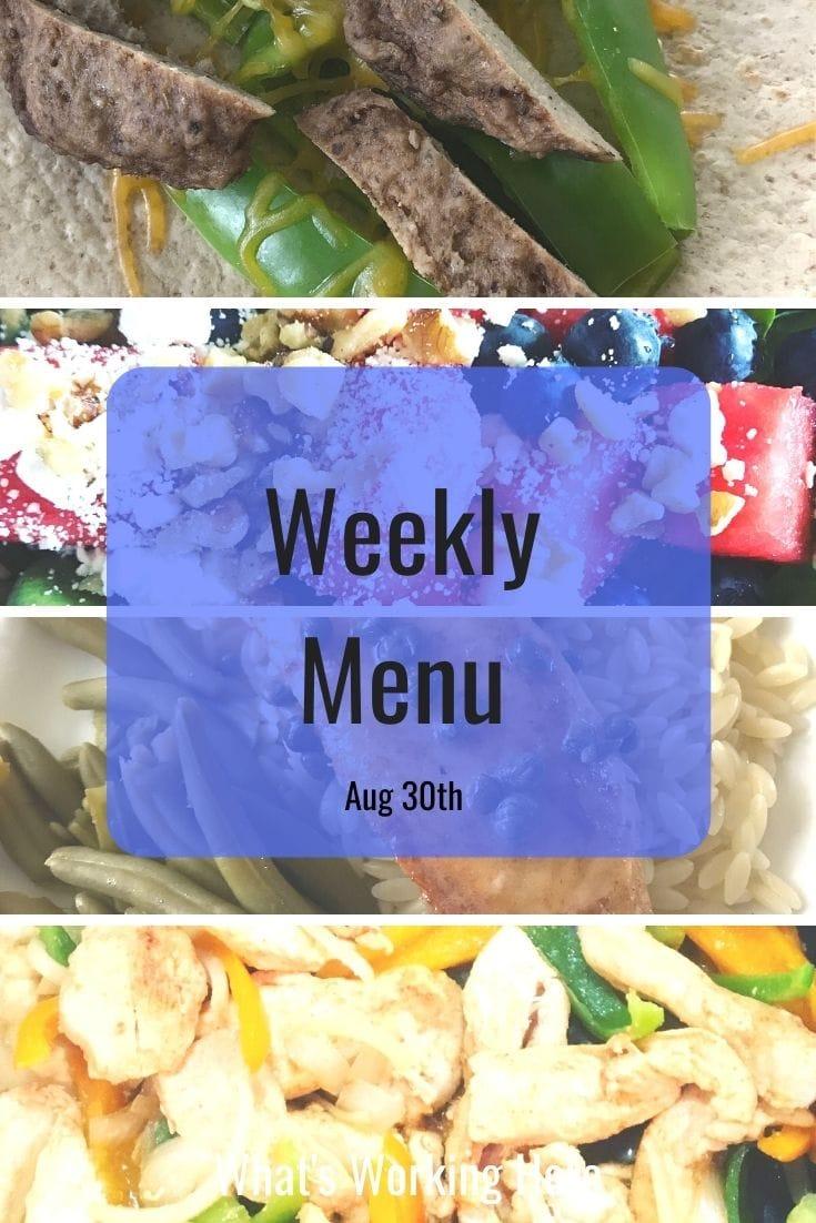 Weekly menu 8_30_20- rollover menu