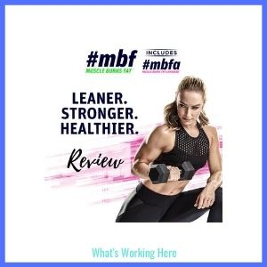 #mbf & #mbfa fitness program Review